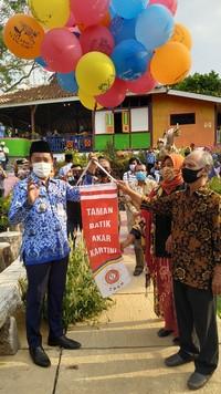 TBAK berawal dari visi dan misi Desa Bulu untuk menciptakan destinasi wisata, sekaligus untuk lebih menghargai dari ikon RA Kartini, figur perempuan yang dapat merubah apapun. (Arif Syaefudin/detikcom)