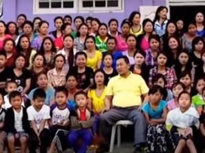 Kisah Politikus yang Poligami 120 Wanita, Istrinya Tersebar di Mana-mana