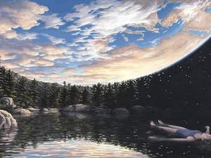 Tes Kepribadian: Gambar Bumi atau Langit Berbintang yang Pertama Kamu Lihat?