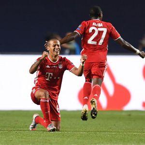 Ini Surat Perpisahan Thiago Buat Bayern Munich
