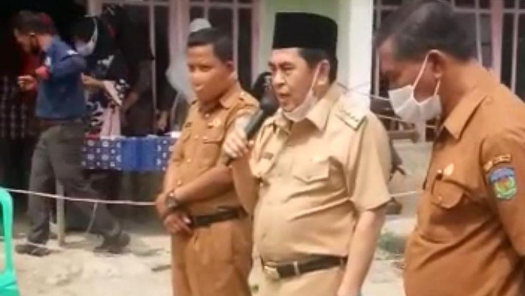 Dalih Tak Sengaja Walkot di Jambi Ajak Warga Dukung Salah Satu Cagub