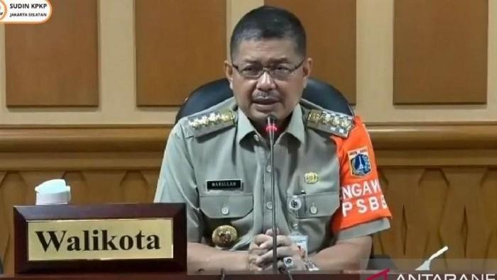 Wali Kota Jakarta Selatan Marullah Matali (Foto: ANTARA/Laily Rahmawaty)