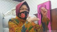 Risma Sebut Remaja Nongkrong Sumbang 3.879 Kasus COVID-19 di Surabaya