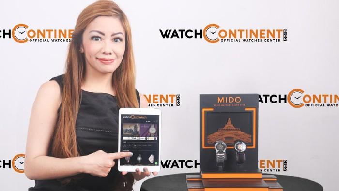 PT Benua Jam Internusa dengan menghadirkan website watchcontinent.co.id, yang diklaim sebagai situs resmi pertama pusat pembelian jam tangan resmi secara dari segala merek, di mana telah diverifikasi (authorized) langsung oleh pabrikan ataupun distributor resmi di Indonesia.