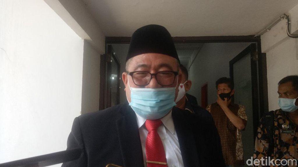 5 Komisioner KPU Maros Jalani Sidang Etik DKPP terkait Perekrutan PPS