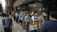 Antrean Warga Hong Kong Demi Pre Order PS5