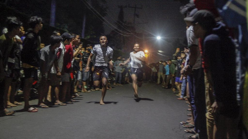 Balap Lari Liar Pengingat bahwa Olahraga Tak Harus Mahal