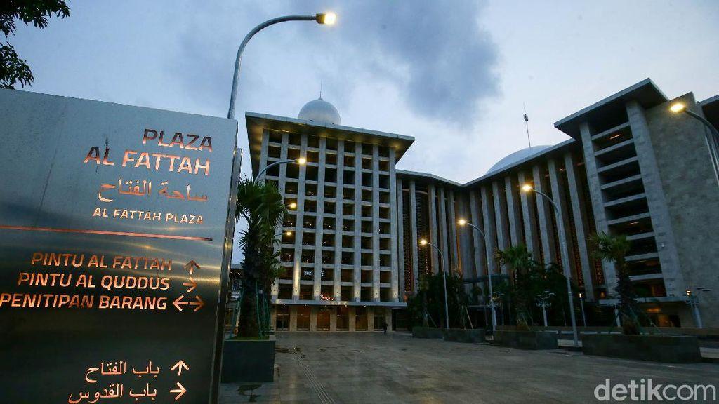 Dorong RI Jadi Produsen Produk Halal, Istiqlal Gaet Komunitas UMKM