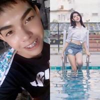 fotoinet tertipu wanita cantik thailand