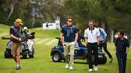 Bale Mau Main Golf Bareng Bos Spurs, Kapan Transfernya Resmi Nih?