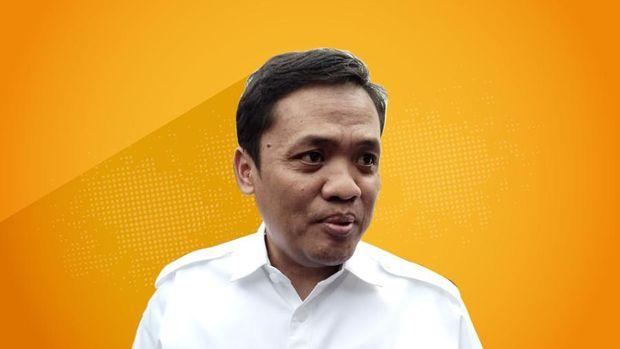 Habiburokhman dan Arief Poyuono