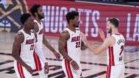 Hasil NBA: Heat Comeback Lagi, Taklukkan Celtics 106-101