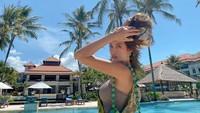 Jessica Iskandar Pamer Tinggal di Vila Mewah Bali Bergaya Eropa
