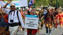Lockdown Dilonggarkan, Warga Indonesia di Pedalaman Victoria Tersenyum Lagi