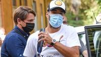 Waduh, Suarez Dituduh Curang dalam Ujian Bahasa Italia