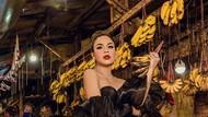Aksi Seru Melaney Ricardo di Pasar Glodok dan Momen Kulinerannya