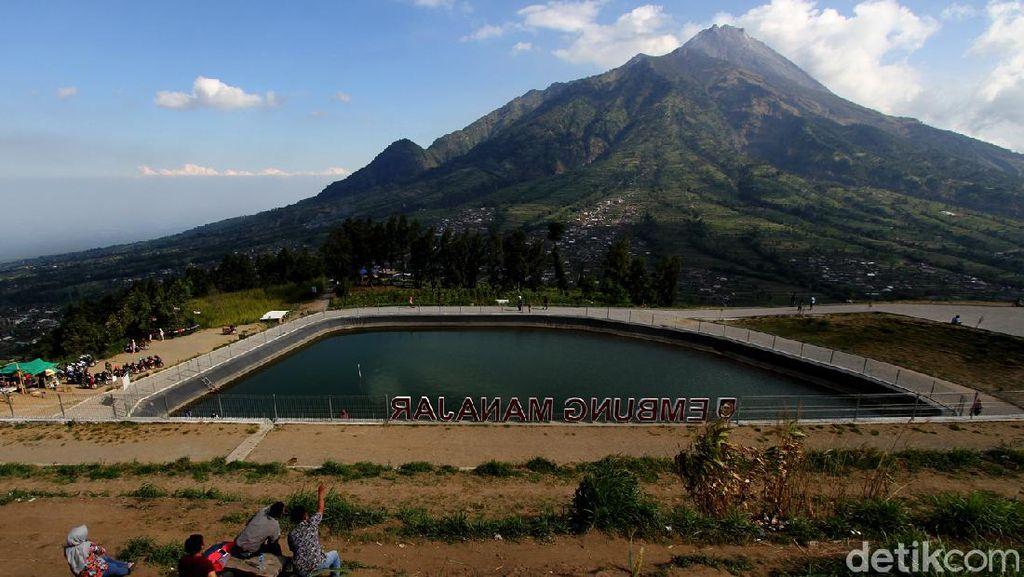 BPPTKG: Intensitas Kegempaan dan Laju Deformasi Gunung Merapi Meningkat