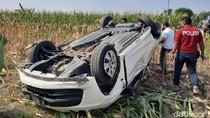 Modus Maling Celana Dalam yang Kabur Naik Mobil hingga Kecelakaan