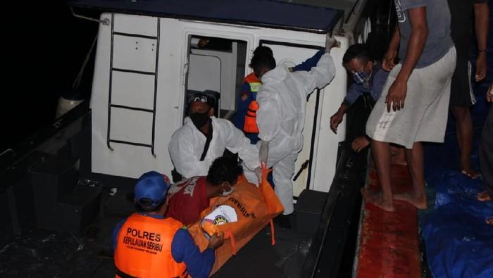 Nakhoda Kapal Diperiksa Terkait Temuan 5 Jasad ABK di Freezer