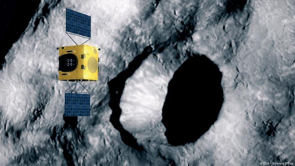 NASA dan ESA Kolaborasi Misi Pertahanan Bumi dari Tabrakan Asteroid