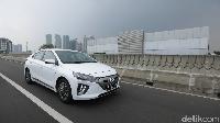 Nggak Mahal, Segini Pajak Mobil Listrik Hyundai Ioniq
