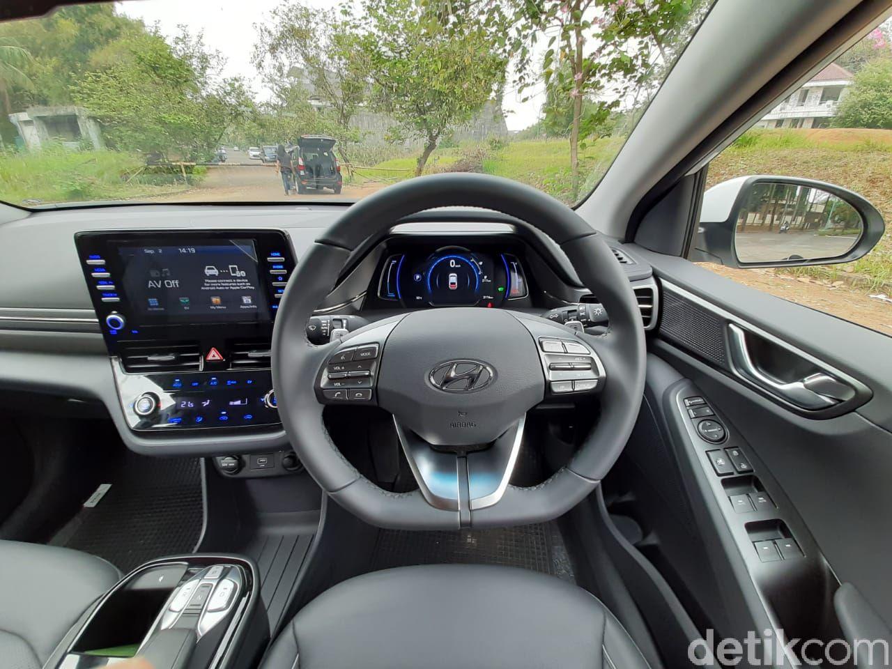 Ototest Hyundai Ioniq