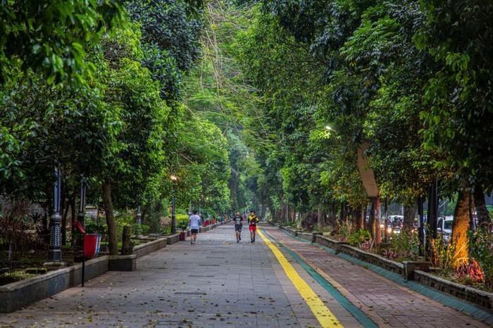 Pedestarian SSA Kebun Raya Bogor