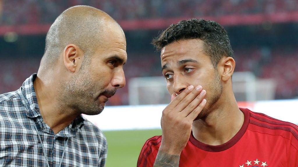 Thiago Alcantara Gabung ke Liverpool, Guardiola Bilang Begini
