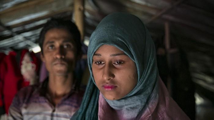 Tren pernikahan anak dan perdagangan manusia di kamp pengungsi Rohingya di Bangladesh mengalami peningkatan setiap harinya.