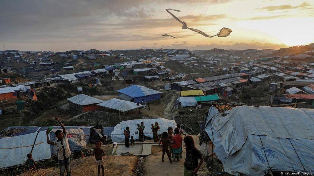 Pernikahan Anak-Perdagangan Manusia di Kamp Rohingya Meningkat Selama Pandemi