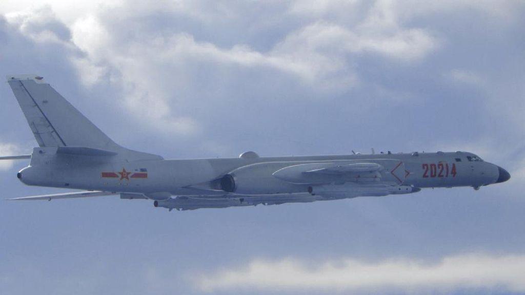 18 Pesawat Militer China Bayangi Wilayahnya, Taiwan Kerahkan Jet Tempur