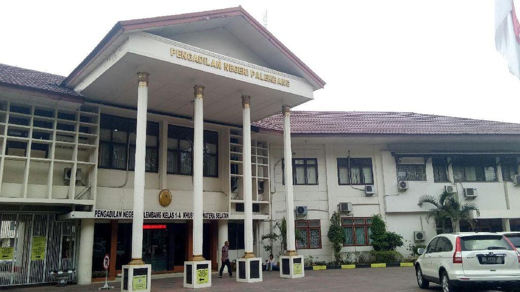 4 dari 23 Pegawai PN Palembang yang Reaktif Corona di Swab, Hasilnya Negatif