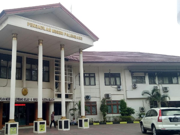PN Palembang (Raja Adil-detikcom)