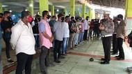 Polisi Aceh Gandeng Pedagang untuk Tingkatkan Kesadaran Pakai Masker