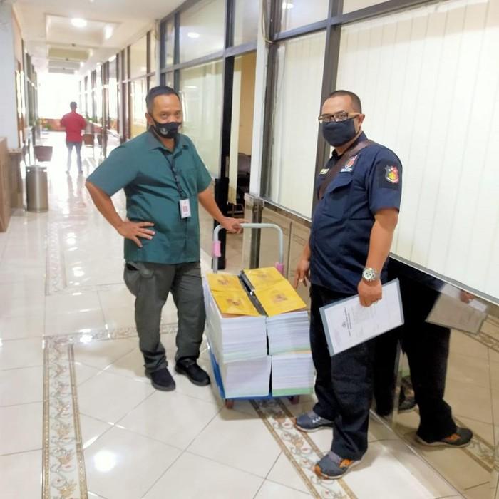 Polri Kembali Limpahkan Berkas Perkara Surat Jalan Djoko Tjandra ke Kejagung