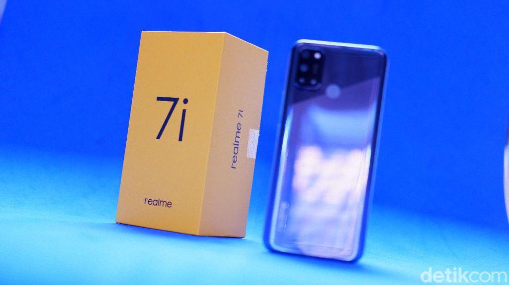 Realme 7i, Harga dan Spesifikasi Terbaru di Indonesia