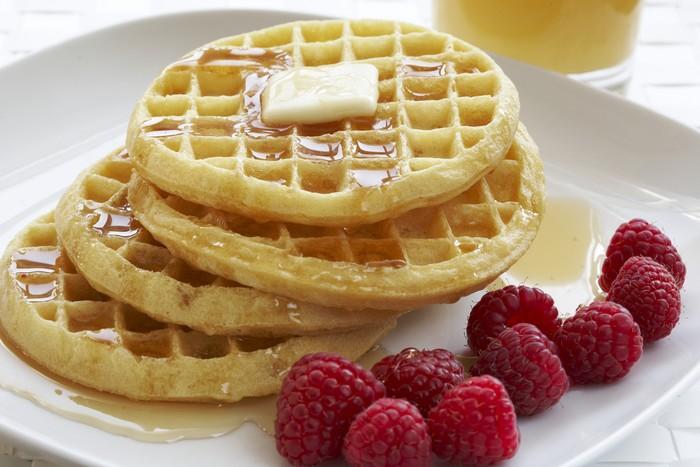 Resep Waffle Klasik