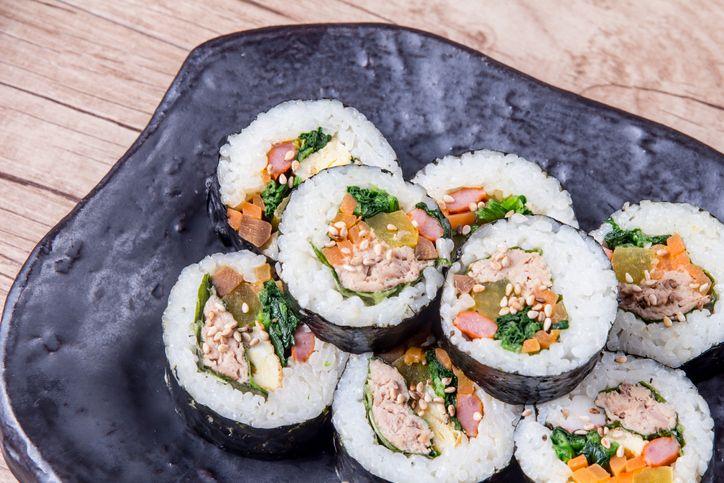 Seafood khas Korea