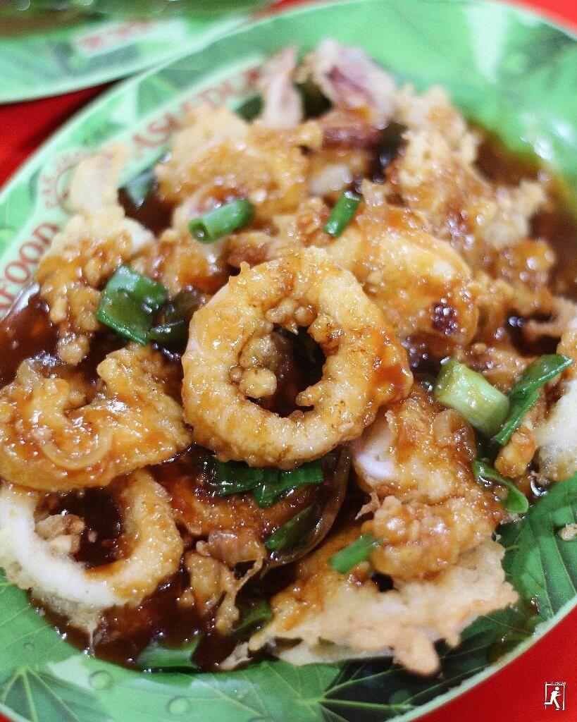 Seafood Enak di Tangsel