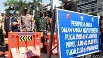 Buka Tutup Jalan di Kota Bandung, Ojol Mengeluh: Jadi Muter-muter