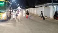 Pilu Sopir Bus Sekolah Antar Pasien Corona ke Wisma Atlet: Banyak Anak-anak