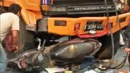 Kecelakaan Beruntun di Sukabumi, Truk Tronton Seret Pemotor