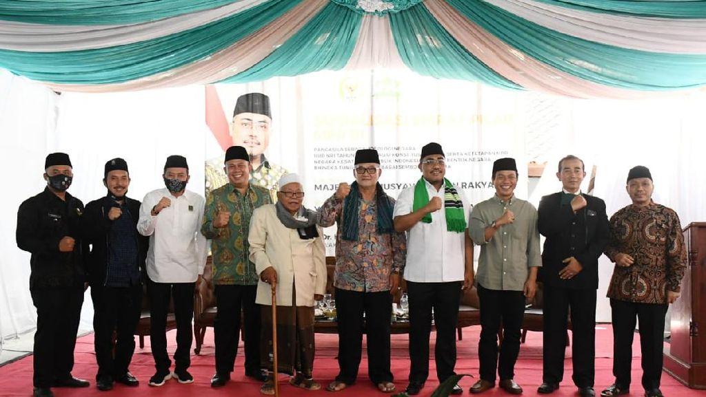 Di Cileunyi, Wakil Ketua MPR Ingatkan Pentingnya Memahami Empat Pilar