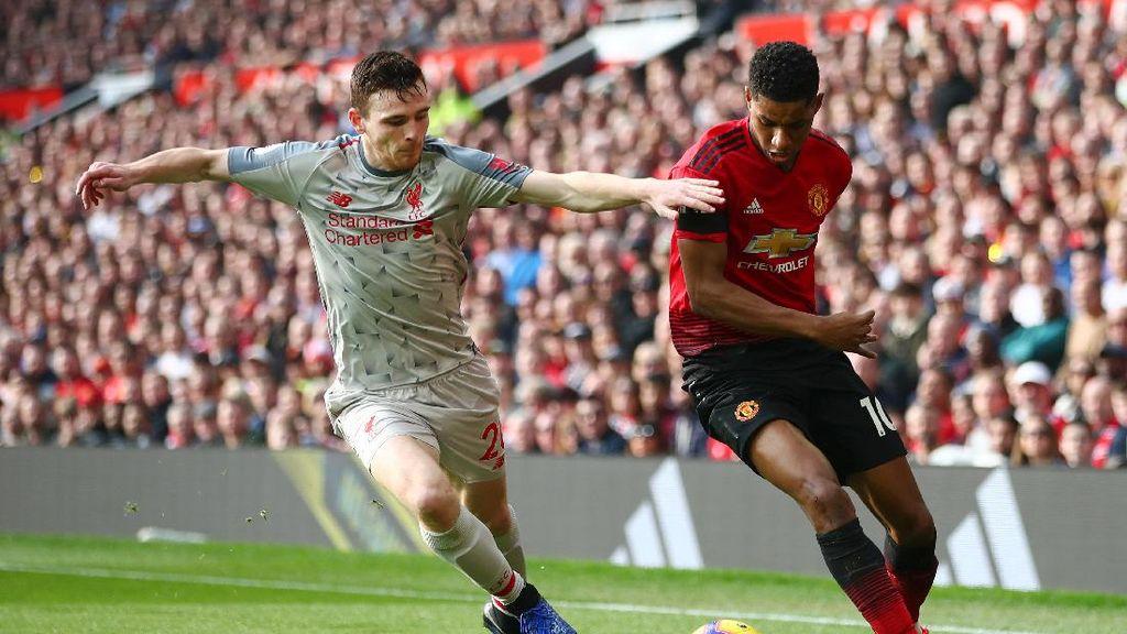 Liverpool Vs MU: Duel Dua Tim Terproduktif Liga Inggris