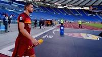 Segera ke Juventus, Dzeko Tetap Dibawa Roma ke Verona