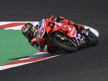Hasil FP3 MotoGP Emilia Romagna: Bagnaia Jadi yang Tercepat