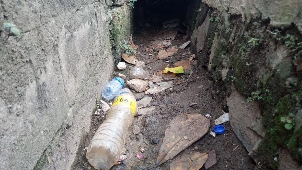 Lubang Galian Napi Narkoba yang Kabur dari Lapas Tangerang Sudah Ditutup