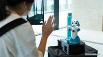 Kenalkan! Deretan Robot Penangkal Risiko COVID-19