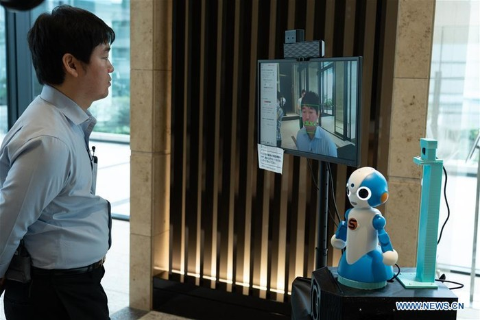 Kenalkan! Deretan Robot-robot Penjaga dari COVID-19
