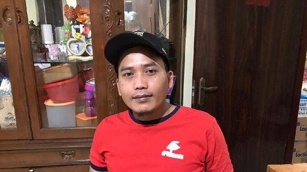 Ketua RT Amrullah